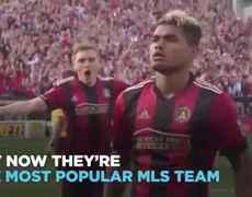 The Rise of Soccer in Atlanta