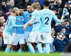 Manchester City Maintains Their Dominance in Europe