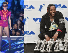 The Best of The VMAs