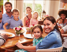 Why It's Important To Eat With Your Family