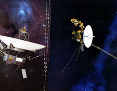 Fours Decades of Voyager 1 and 2