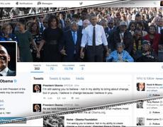 Barack Obama: Twitter's Undefeated King