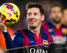 Messi Renews Contract with Barcelona
