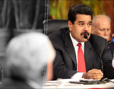World Leaders Against Nicolas Maduro