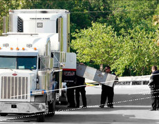 Human Trafficking Victims Found in Truck