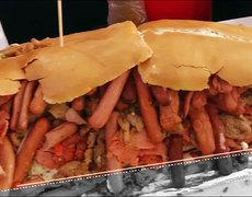The Longest Sandwich In The World