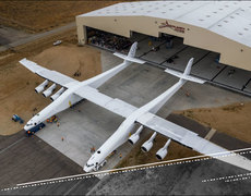 Stratolaunch: A Plane for Space