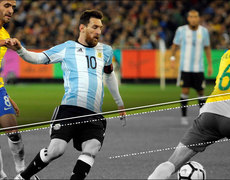 Brazil and Argentina: Journey to Russia