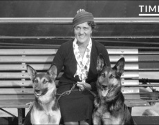 The German Woman Who Brought Seeing Eye Dogs to the U.S. in 1929