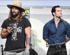 Celebrities' Selfies At The San Diego Comic Con