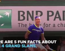 5 Fun Facts About The Grand Slams