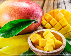Control Your Blood Sugar With Mango!