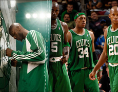 The Boston Celtics Form 'The Dream Team'