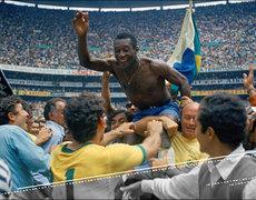 Brazilian Soccer King Started History