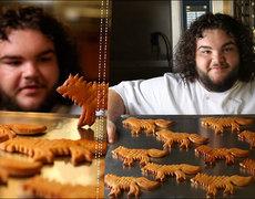 Eat 'DireWolf' Treats at Hot Pie's Bakery!