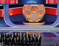 The World Cup Draw Left a Smile on LATAM