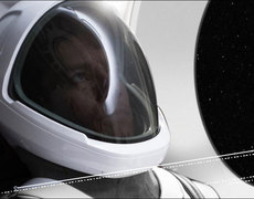 The SpaceX Flight Suit
