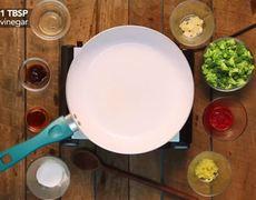 Recipe: Shrimp with Sesame Sauce