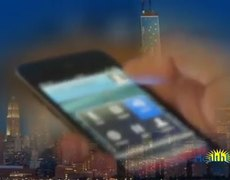 Smartphones for Nighttime Work