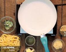 Pasta Salvia Recipe
