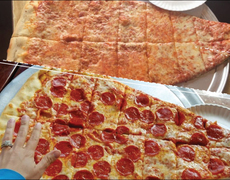 The Pizza Slice You Can Share