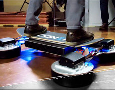 Ride With the New Hendo Hoverboard 2.0