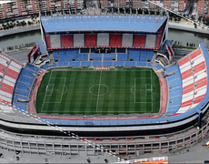 Atletico de Madrid Gets a New Stadium