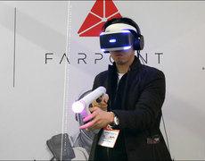 Farpoint Takes Play Station to Virtual Reality