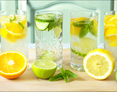 Start Your Day With A Lemon Water Detox