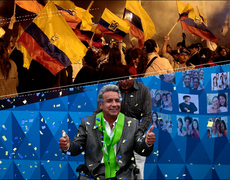Ecuador Remains Progressive