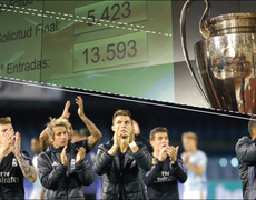 Real Madrid Close to Glory
