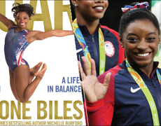 Simone Biles Inspires the World