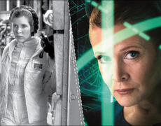 Carrie Fisher: The Eternal General of Sci-Fi