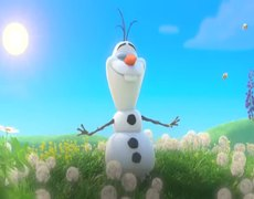 Frozen In Summer Song Official Singalong with Olaf HD
