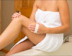 Exfoliating Scrub For Silky legs