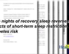 Sleep and Diabetes Risk