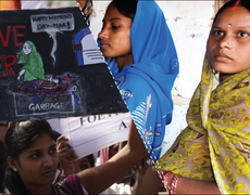 Indian Girl Pleads Courts for an Abortion