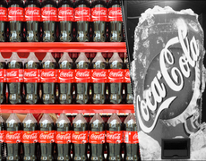 Human Waste in Coca-Cola Cans