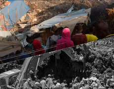 Ethiopia Landslide Kills Many