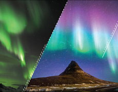 A New Type of Aurora is Discovered