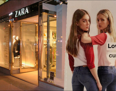 Zara's New Campaign Causes Controversy