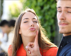 The Health Risks Of Kissing
