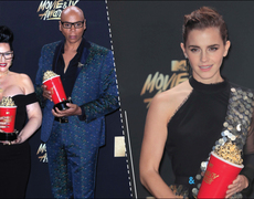 MTV Movie Awards Represented Equality