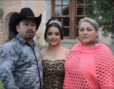 Todos quieren ir a los 15 años de esta mexicana