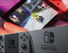 Gamer Upgrades Nintendo Switch