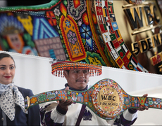 Mexico's Biggest Boxing Match