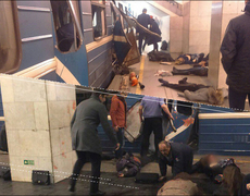Subway Attack Kills and Injures Dozens in St. Petersburg