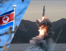 North Korea Test Launches Another Missile