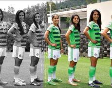 Las mujeres toman la cancha de fútbol en México