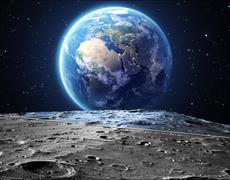 La Luna muestra su cráter más grande